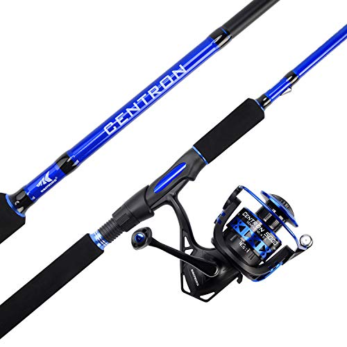 KastKing Centron Spinning Combos,8ft Heavy-Full Handle,5000 Reel
