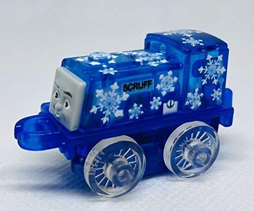 Thomas & Friends Minis Ice and Snow Scruff 4cm Train (Embolsado) #497