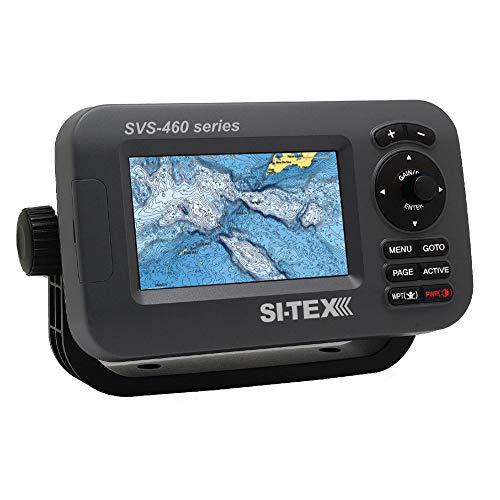 Si-tex SVS-460C Chartplotter - 4.3' Color Screen w/Internal GPS an. [SVS-460C]