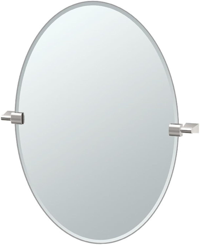 Gatco 4389 blue, Oval Mirror
