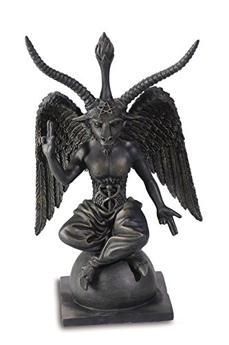 Bricabreizh Figur / Statue, Baphomet