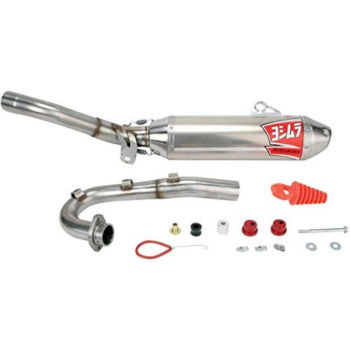 Yoshimura RS-2 Stainless Steel/Aluminum Full Exhaust System - Honda TRX450ER 2006-2009