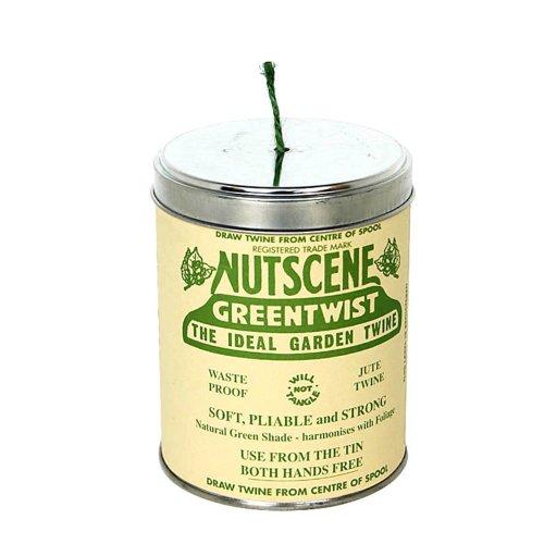Nutscene(ナッツシーン) ティン・オー・トワイン 150m グリーン