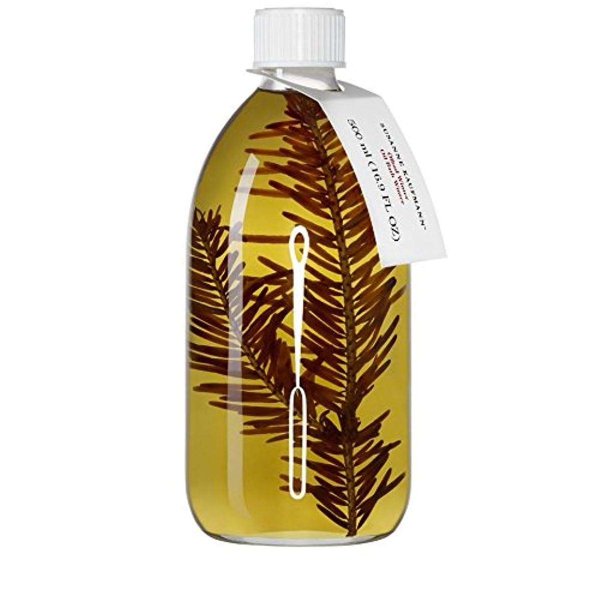 合理的損傷パースブラックボロウSusanne Kaufmann Oil Bath Winter 500ml - スザンヌカウフマン油浴冬の500ミリリットル [並行輸入品]
