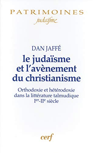 Le Judaïsme et l'avènement du christianisme
