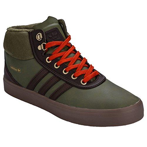 adidas Originals Adi-Trek - Zapatillas de Deporte para Hombre, Color Verde, Color Verde, Talla 40 EU