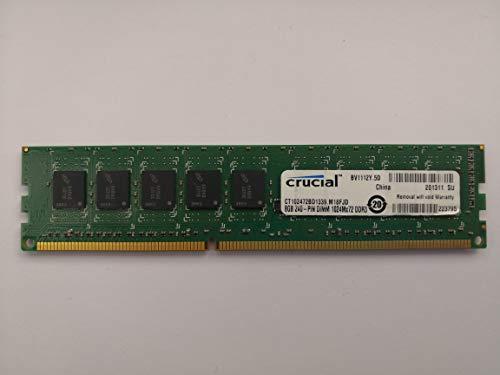 Crucial CT102472BD1339 - Memoria RAM de 8 GB (DDR3 CL9, 1333