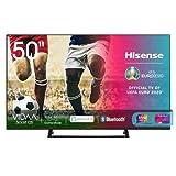 Hisense 50A7340FxSmart TV 50 Pollici 4K DVB-T2 HEVC VIDAA U4.0 Netflix/Prime