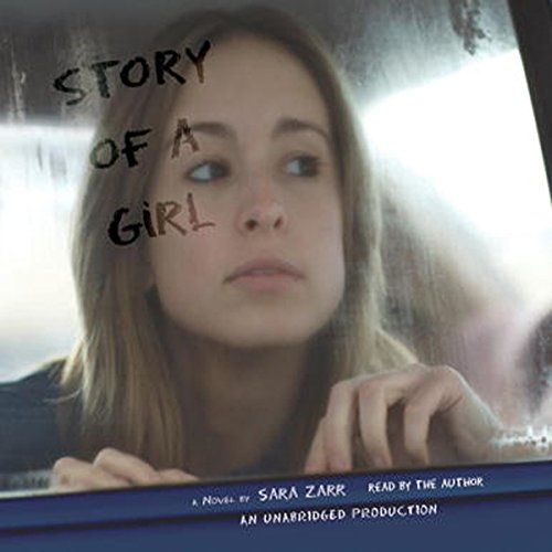 Story of a Girl audiobook cover art