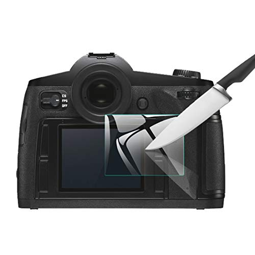 EternalStars 3枚セット 液晶保護フィルム for LEICA デジタルカメラ ライカ LEICA S3専用 硬度9H 高透過率 耐指紋 気泡無し 強化ガラス 厚さ0.3mm (LEICA S3専用)