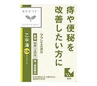 【第2類医薬品】「クラシエ」漢方乙字湯エキス錠 96錠 ×4