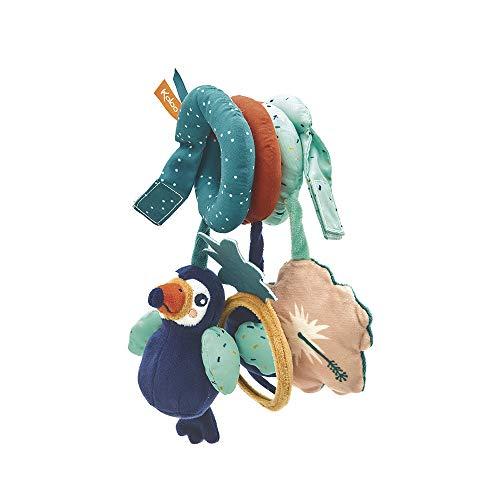 KALOO K969587 Jungle - Spielspirale Alban Der Tukan, mehrfarbig