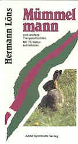 Mümmelmann: Ein Tierbuch