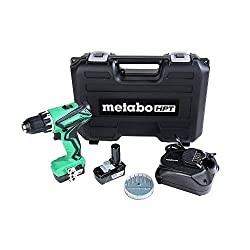 10 Best Metabo Cordless Drills
