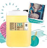 Naissance Mandorle Dolci Naturale 5L – Vegan, senza OGM – Ideale per la cura della Pelle e dei Capelli, l'Aromaterapia e come olio da Massaggio di base #2