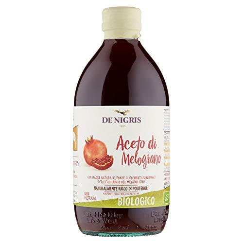Aceto di Melograno Biologico 500 ml | De Nigris 1889