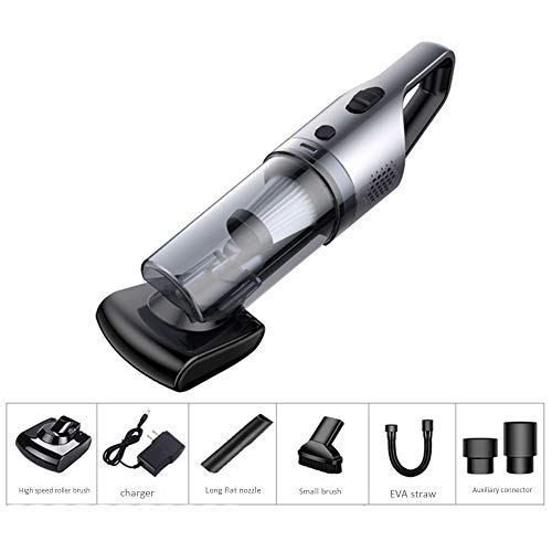 Buy Bargain Liuliangmei Cordless Vacuum Cleaner,Handheld Vacuum Cleaner, Rechargeable car Vacuum Cle...