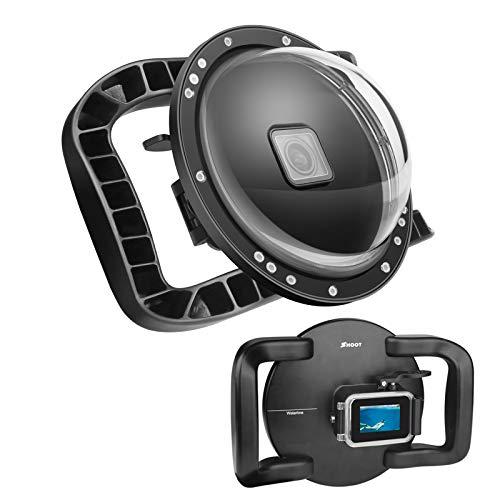 Dispara la lente de puerto de cúpula para GoPro...