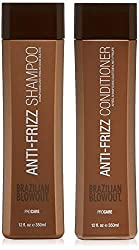 BRAZILIAN BLOWOUT Shampoo and Conditioner