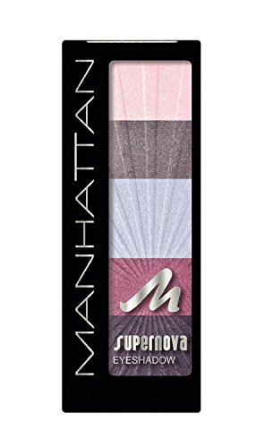 Manhattan Supernova Eyeshadow Palette 5.8g-03 Mission To Mars