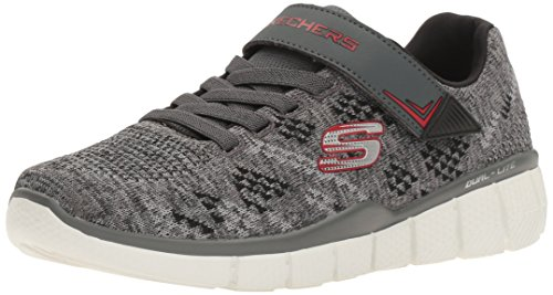 Skechers Skechers Boys Equalizer 2.0 - Point Keeper Breathable Textile Trainers