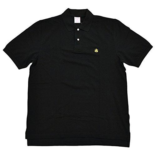 Brooks Brothers Golden Fleece Original Fit Performance Polo Shirt (XL, Black)
