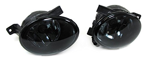 Carparts-Online 29582 Klarglas Nebelscheinwerfer HB4 schwarz smoke Paar