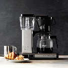 Technivorm Moccamaster Coffee Maker with Glass Carafe | Williams Sonoma