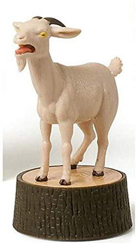 Screaming Goat Noise Figurine