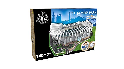 Paul Lamond Games 3d Stadium Puzzles - Newcastle Utd/toys