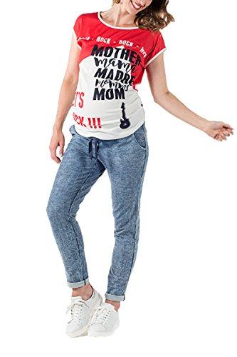 Love2Wait omstands-jeans zwangerschapsbroek relaxed fit - C181025
