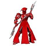 Star Wars Action Figures Statuette Luke Skywalker Combattimento Personaggio, 26cm Anime Figure Statua Modello Toy-Elite Praetorian Guard