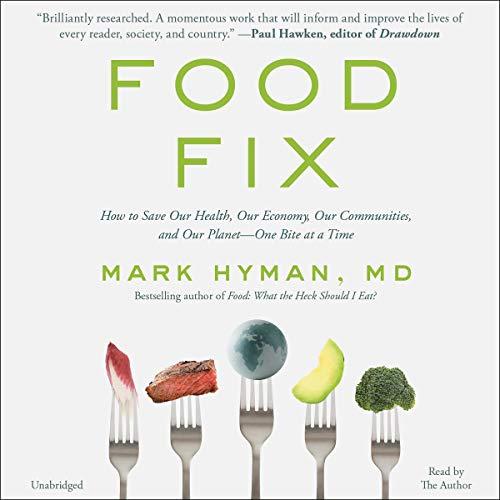 Food Fix audiobook cover art