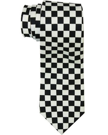 Fashion Ties By Outer Rebel - Cravate - Homme - Blanc - Taille Unique