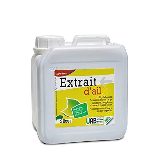 Agro Sens Extrait d'Ail Concentré 2 Litres AG-PURAIL