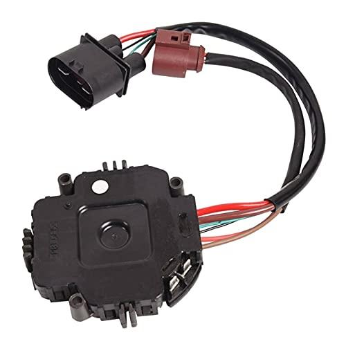 LANZI Calentador Módulo de Control de Ventilador de refrigeración de autocares de Nuevo Motor Fit para -fit for Passat Jetta Golf 3C0959455F 1K0959455AEA Calentador de Aire Acondicionado de automóvil