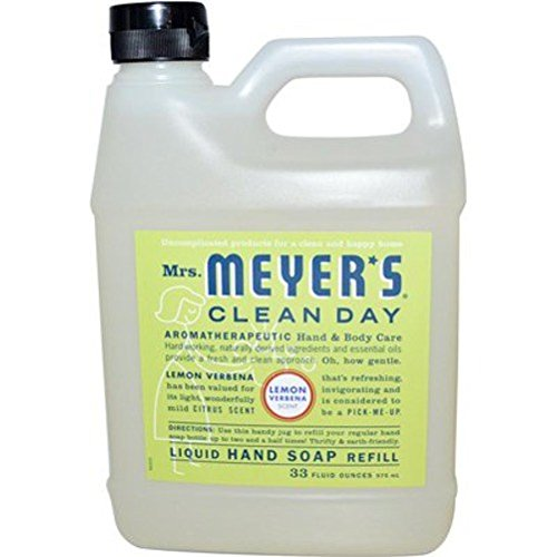 Earth Friendly, Mrs. Meyers Liquid Hand Soap