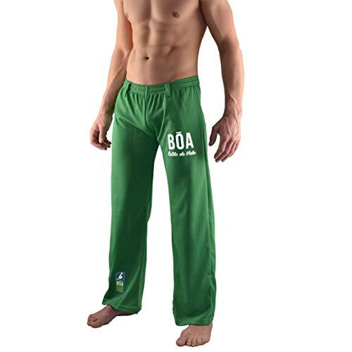 Bõa Capoeira Hose Grun - S, Vert