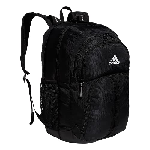 adidas Prime 6 Backpack, Black/White, One Size