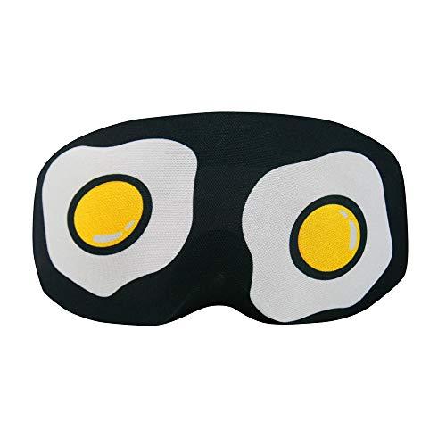 Coolcasc COOLMASC Funda para Gafas de Esqui Huevos FRITOS