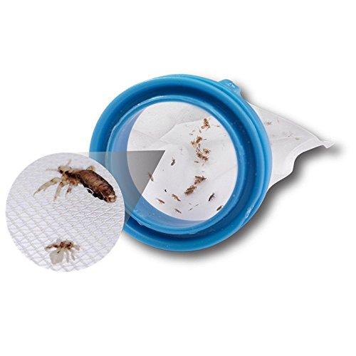 V-Comb Licetec V-Comb - Filtros de repuesto para piojos eléctricos