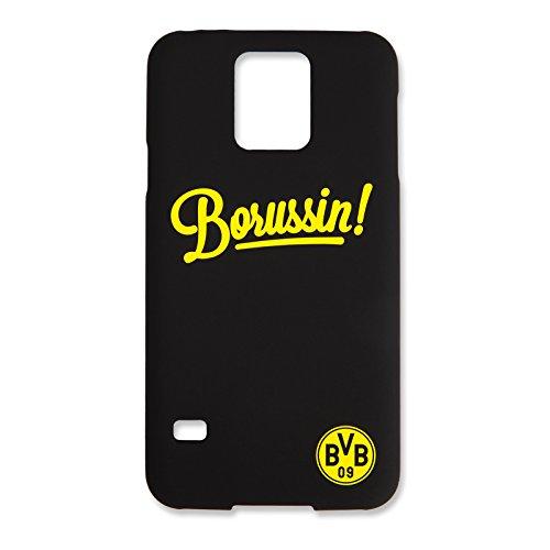 Borussin-Backclip für Galaxy S5 (schwarzgelb) one Size