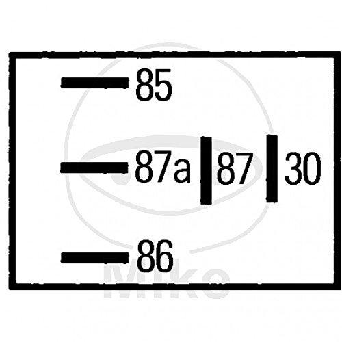 HELLA 4RD 965 453-041 Relé, intervalo del limpiaparabrisas, 12V, con resistencia