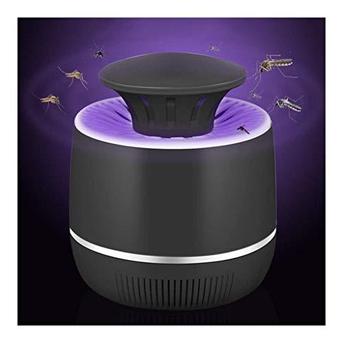 HCFSUK Lámpara asesina de Mosquitos, 360 & deg;Repelente de Trampa de Mosquitos de física de Ondas de luz, Zapper de Insectos Seguro y silencioso, Sala de Estar, Dormitorio, Cocina