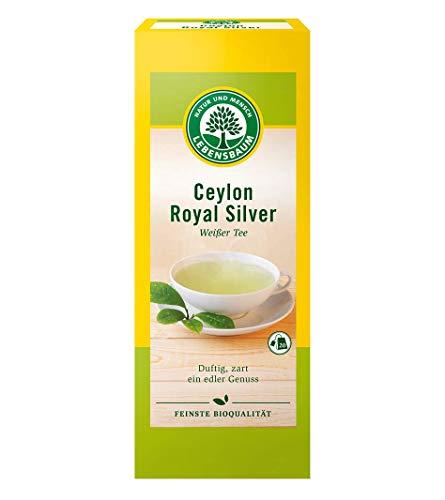 Lebensbaum Ceylon Royal Silver, 4er Pack (4 x 30 g)
