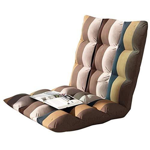 JJZXD Piso Plegable Juego de sofá reclinable Plegable sofá Cama reclinable se Puede Llevar a Ministerio del Interior (Size : 105 * 52cm)