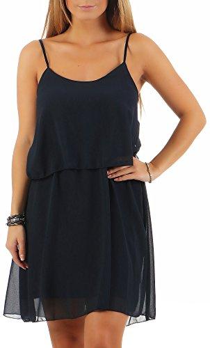 malito dames zomerjurk in klassiek Design| elegante jurk voor aan het strand | chique vrijetijdsjurk | Partyjurk 6876