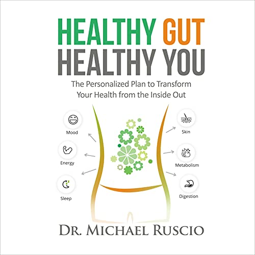 Healthy Gut, Healthy You cover art