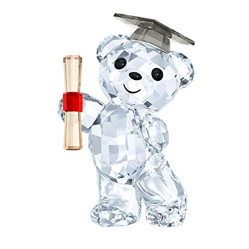 "Swarovski Crystal ""Kris Bear- Graduation"" Figurine New 2018"
