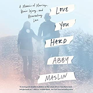 Love You Hard audiobook cover art